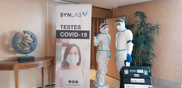 SYNLAB marca presença no Estoril Open
