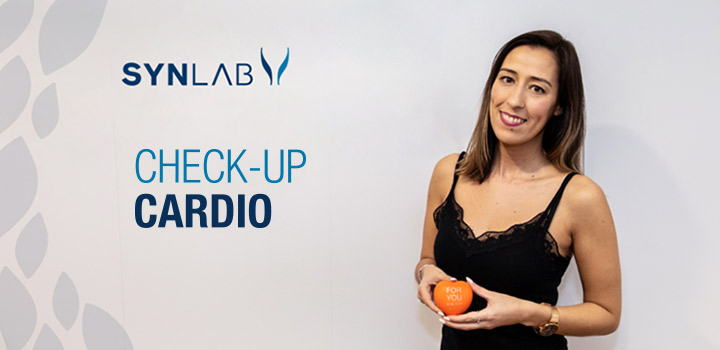 SYNLAB lança Check-up Cardio